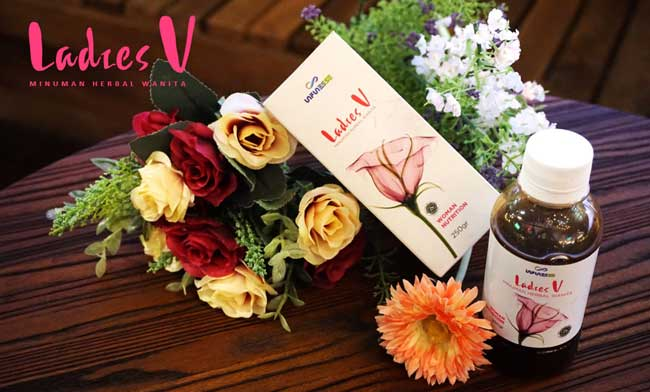 Ladies V Madu Herbal Khusus Wanita